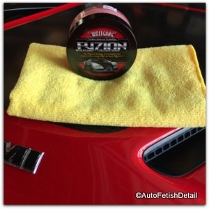 best wax for black car