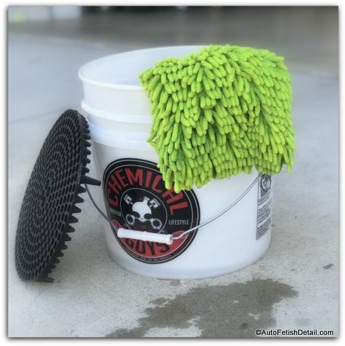 best way to clean car