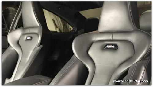 For truly clean leather car seats, learn what the