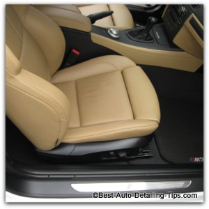 bmw m3 leather car seats