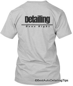 car detailing uniforms