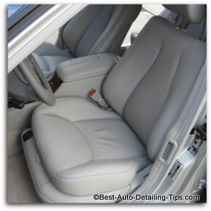 car leather care basics