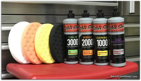 car polish and compound to polish your car