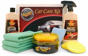 car wax and polish