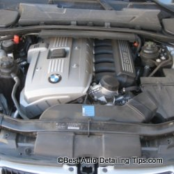 Learn these clean car engine tricks from the detail expert