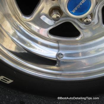 cragar aluminum wheel polish