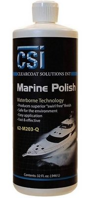 csi marine polish quart