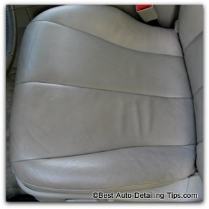 Leather Car Seat Cleaning Breaking Rules And Getting Better Results