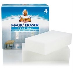 The Magic Eraser and You