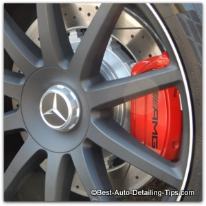 mercedes benz s63 amg wheel