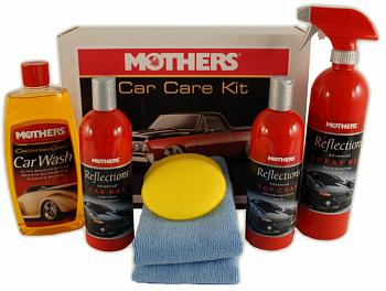 mothers car wax