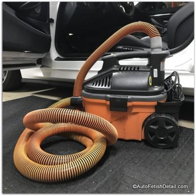 ridgid detailing vacuum