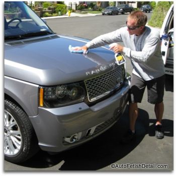 using best auto wax in sun